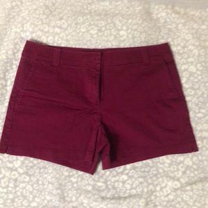 New York and Company Twill Shorts